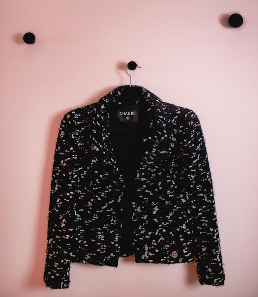 Blazer Chanel Tweed