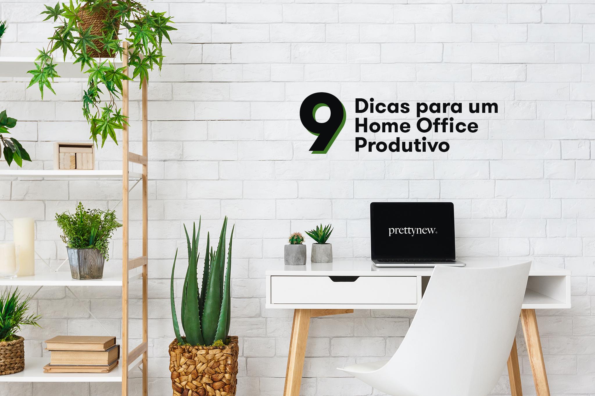 Home Office Produtivo
