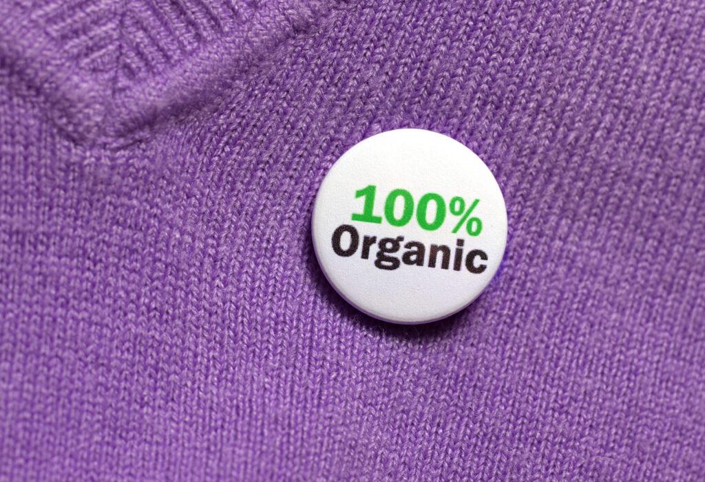 Etiqueta organica
